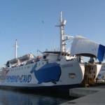 Tragitto: S.Teresa di Gallura-Bonifacio