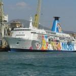 Moby Otta: Genova - Olbia Moby Drea: Olbia-Genova
