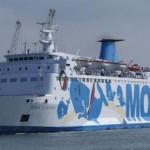 Tragitto: Livorno-Bastia